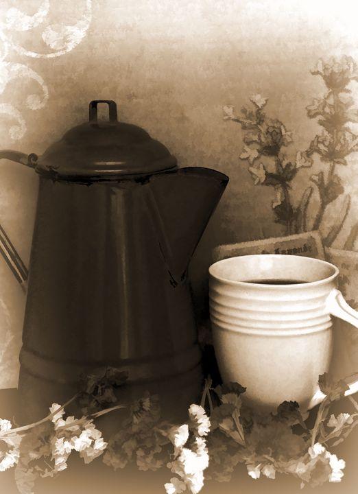 Tea Time - Photography by Pamela