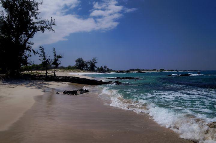 Makalawena Beach - Photography by Pamela