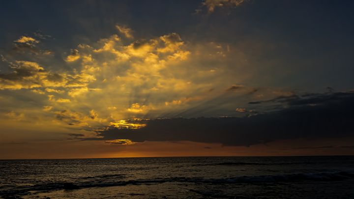 Golden Sky - Photography by Pamela