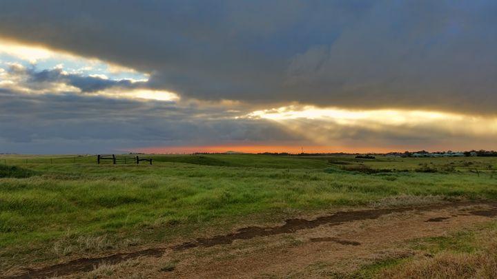 Kamuela Sunset - Photography by Pamela