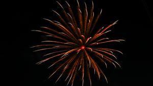 Fireworks over Roanoke, TX-10
