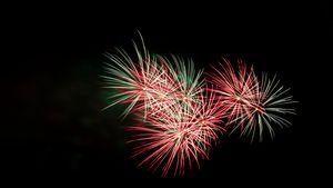 Fireworks over Roanoke, TX-9