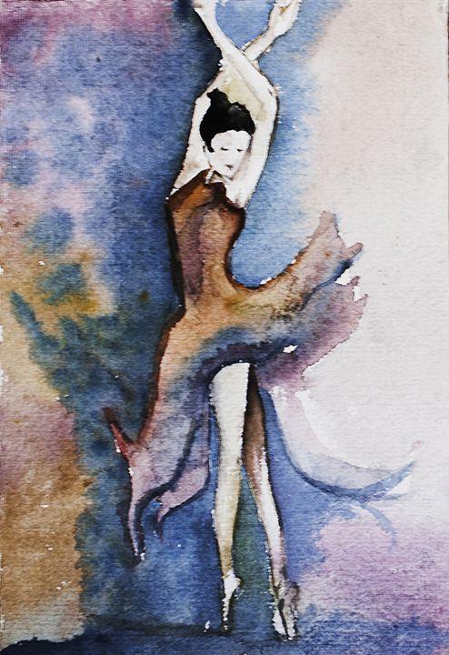 Fire Dance , Ballerina Series - KashiKa