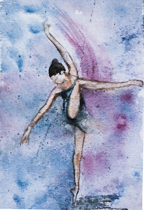 The Rebel , Ballerina Series - KashiKa