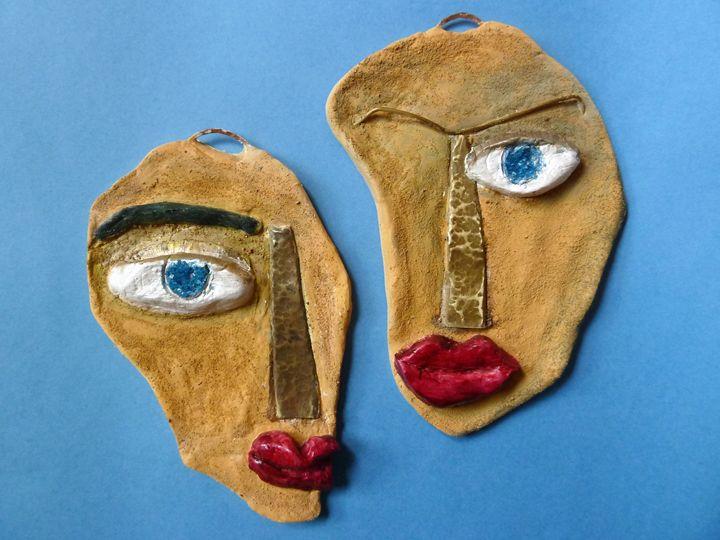The Lips Faces - Oroca