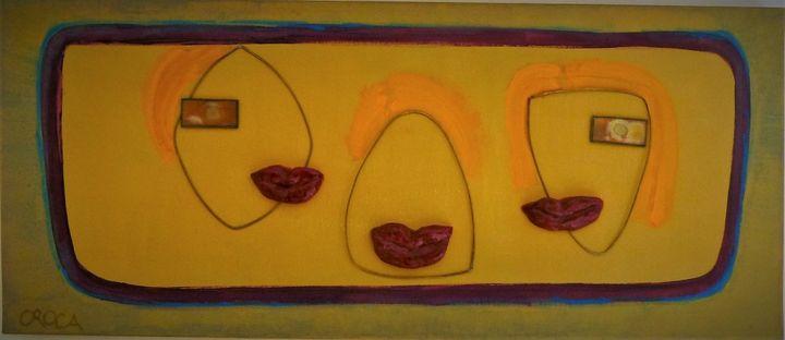 original 3 lips - Oroca