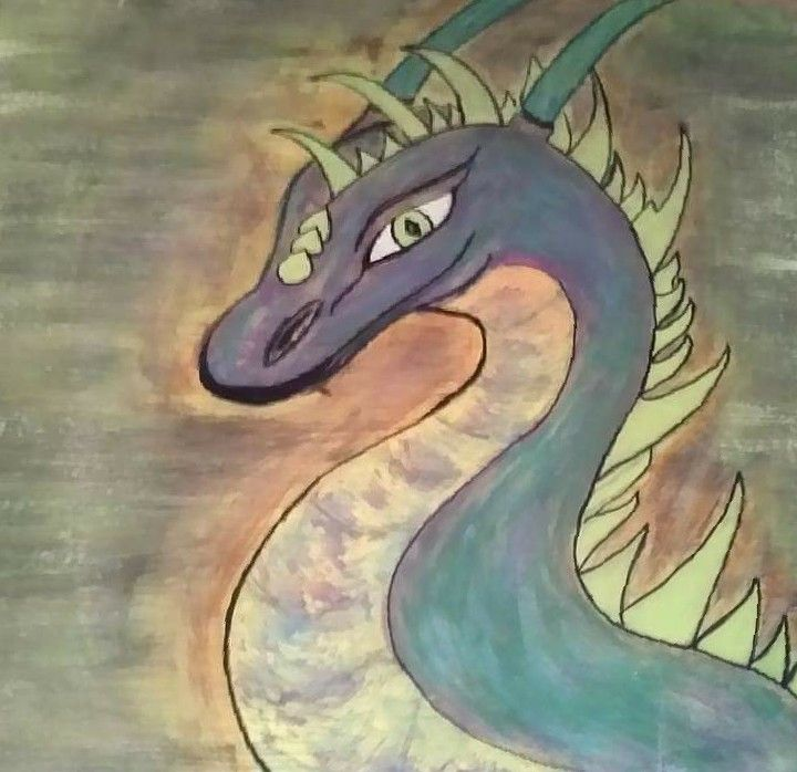 Dragon - Cindy Walker