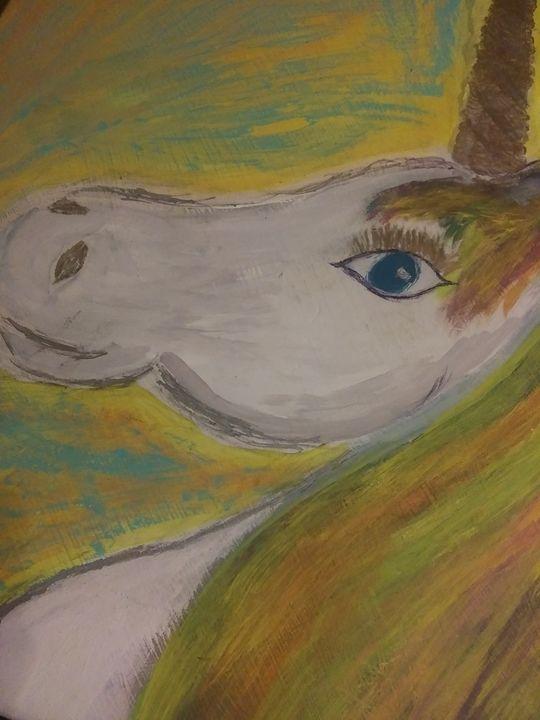 Unicorn - Cindy Walker
