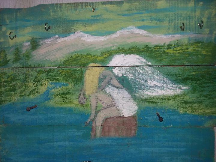 Broken angel - Cindy Walker