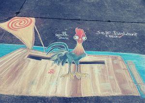Hei Hei the Rooster (Moana)