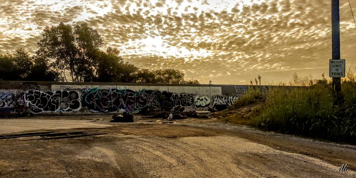 The Edge of Nowhere - My art