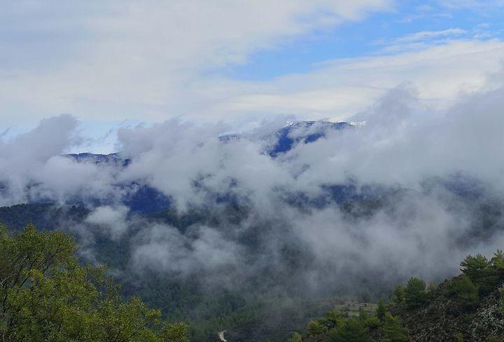 Cyprus cloudy landscape - Evripidou M