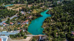 Trimiklini dam of Cyprus