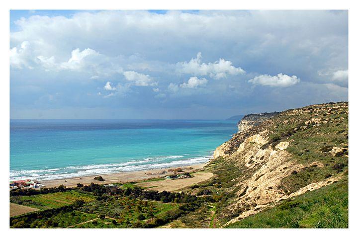 Akrotiri bay Cyprus - Evripidou M