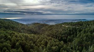 Cyprus-Troodos view point