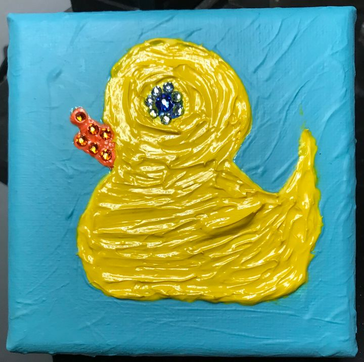 Rubber Ducky - The Art Of Kindel