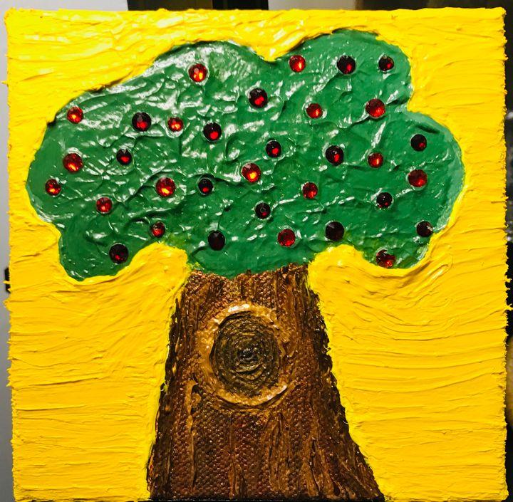 Apple Tree - The Art Of Kindel