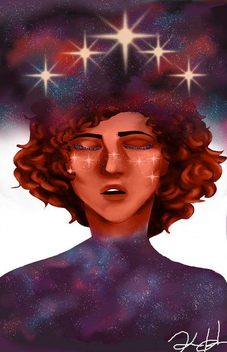 Celestial - Kiara's Art