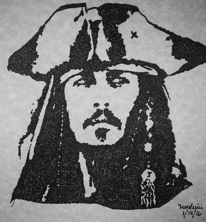 Captain Jack Sparrow - XCIERRAJADEX