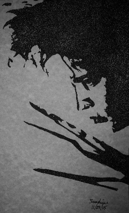 Edward Scissor Hands - XCIERRAJADEX