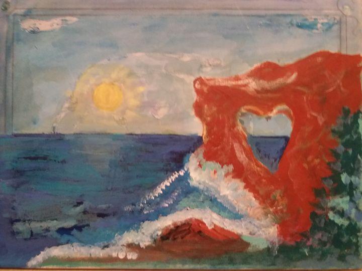The Sea of heart - Esterina