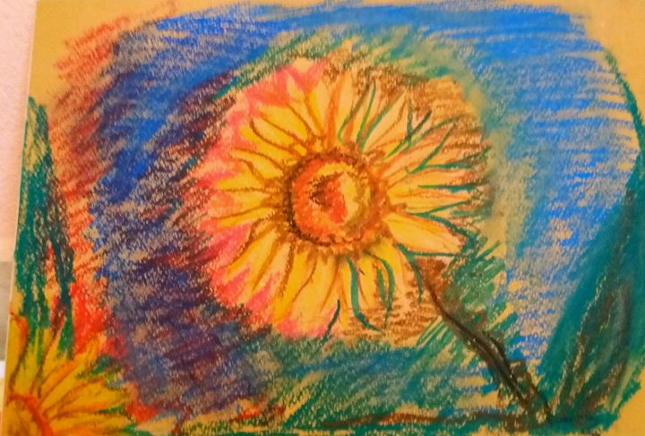 Sun flower - Esterina
