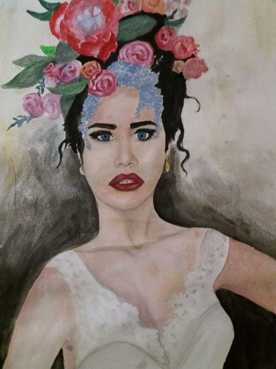 The bride - Esterina