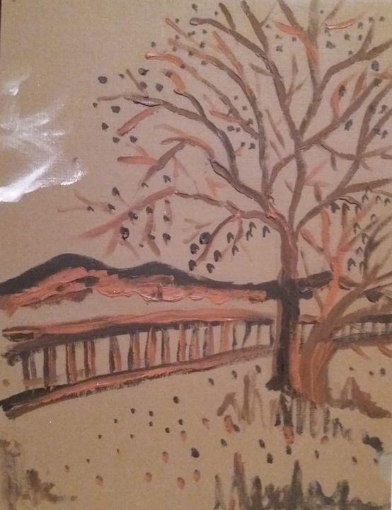 The oak - Esterina