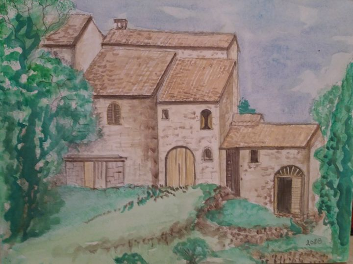 Old house. - Esterina