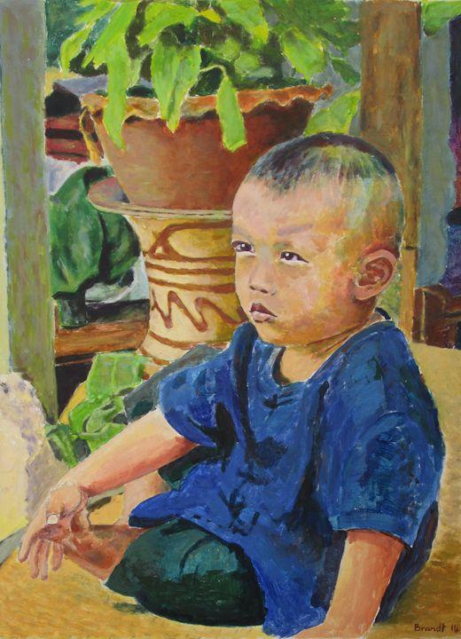 Young Boy - Brandt Squires