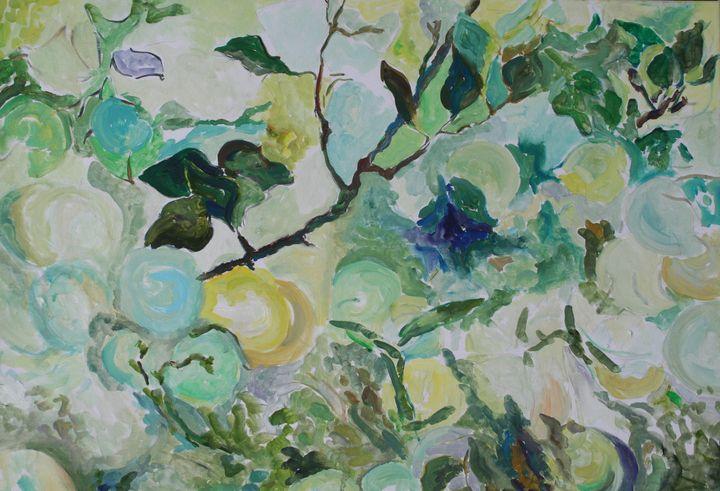 Summer reflection - Jolanta Skruzdyte