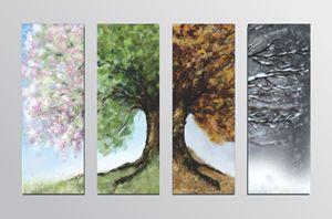 Seasons (4 Panel Split)