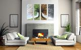 Gallery Wrapped Multi Canvas Print