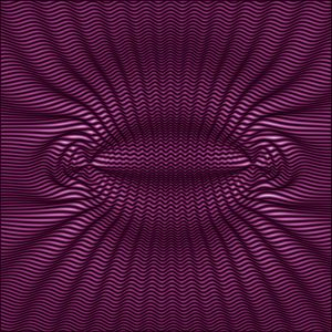 Purple Surround Waves