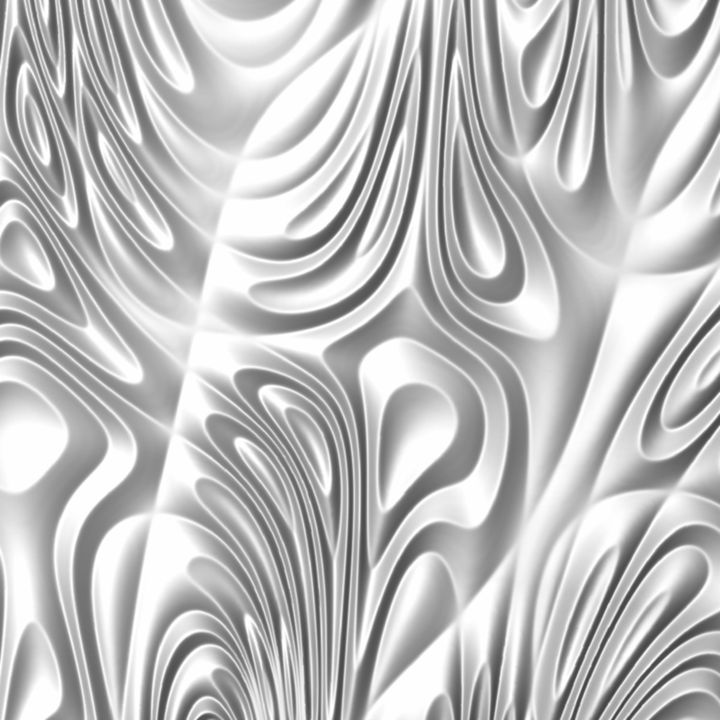 Abstract 3D wall sculpture image - BonitumART