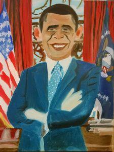 President Barack Obama - LiFire Arts