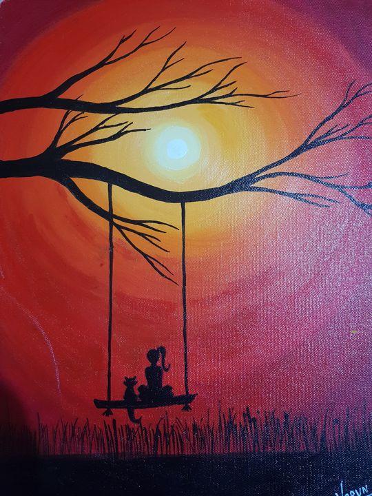 Alone - Creative ART