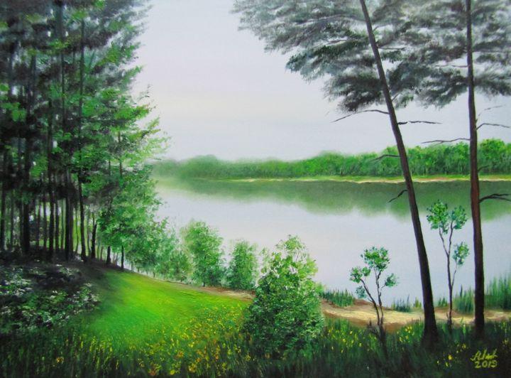 Samara river spring - Antonina