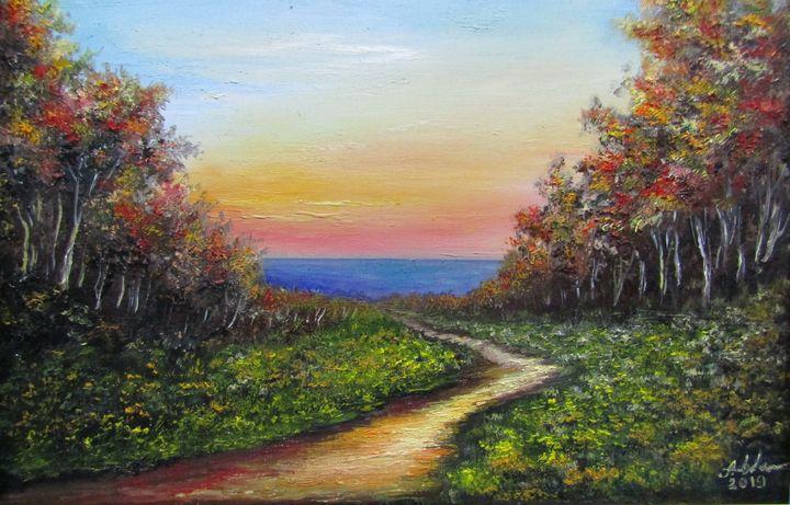 The way. - Antonina