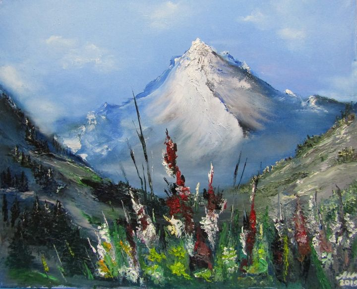 Valley of flowers - Antonina