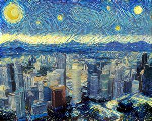 Starry Night, Singapore