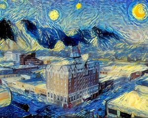 Starry Night, Rapid City