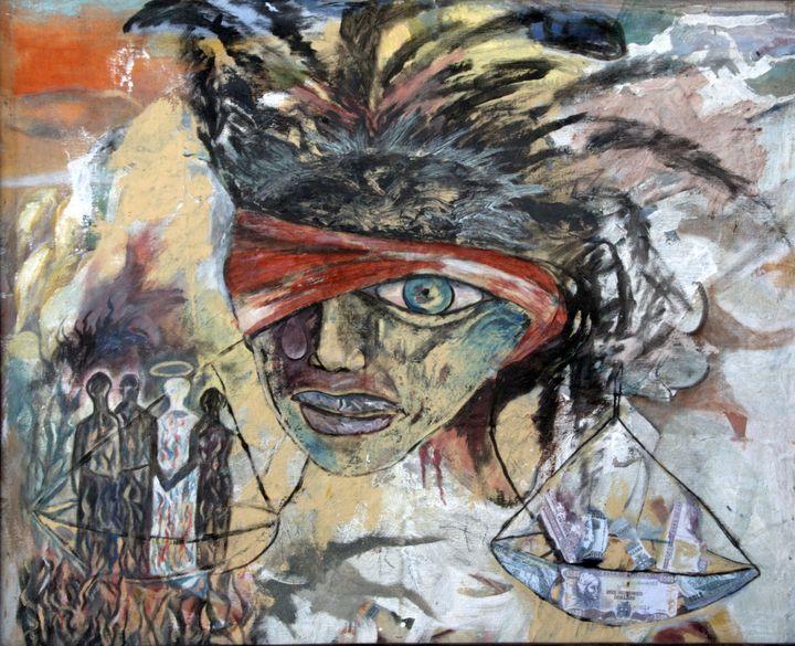 Injustice - Buzrokart Delroy Russell