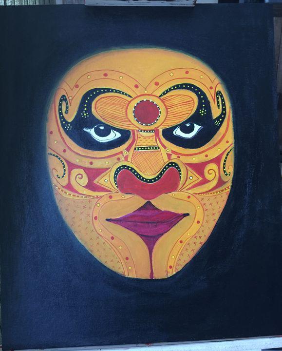 """""""Theyyam """" - KS1998"""