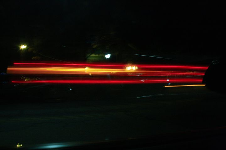 Brake Lights - Blue Star Arts and Crafts