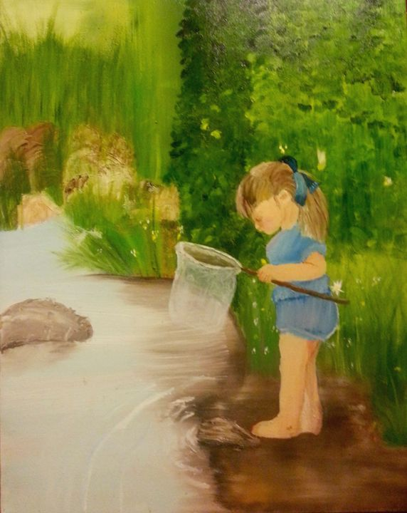 By the River - Blue Star Arts and Crafts