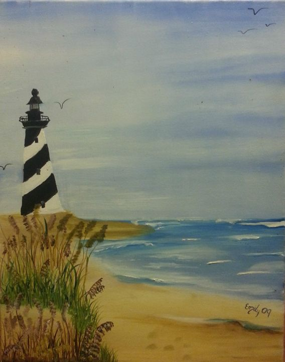 Cape Hatteras - Blue Star Arts and Crafts