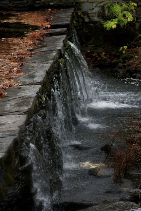 Waterfalls - Blue Star Arts and Crafts