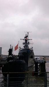 Navel ship Buffalo NY canelside