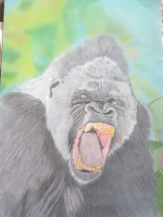 Angry Gorrilla - SLART